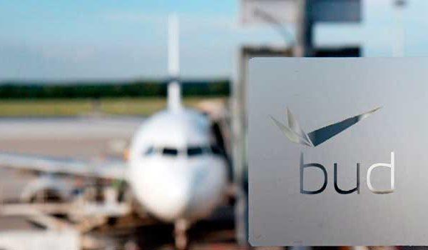 letisko v Budapešti (BUD T1) a (BUD T2)